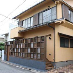 多目的格子の家16