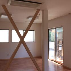 多目的格子の家5